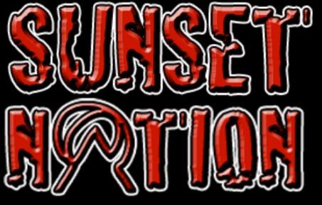 Sunset Nation - Logo