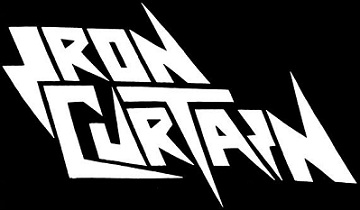 Iron Curtain - Logo