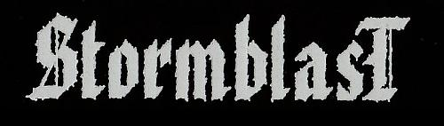 Stormblast - Logo
