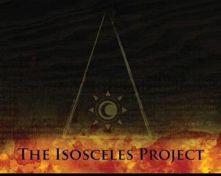 The Isosceles Project - Logo