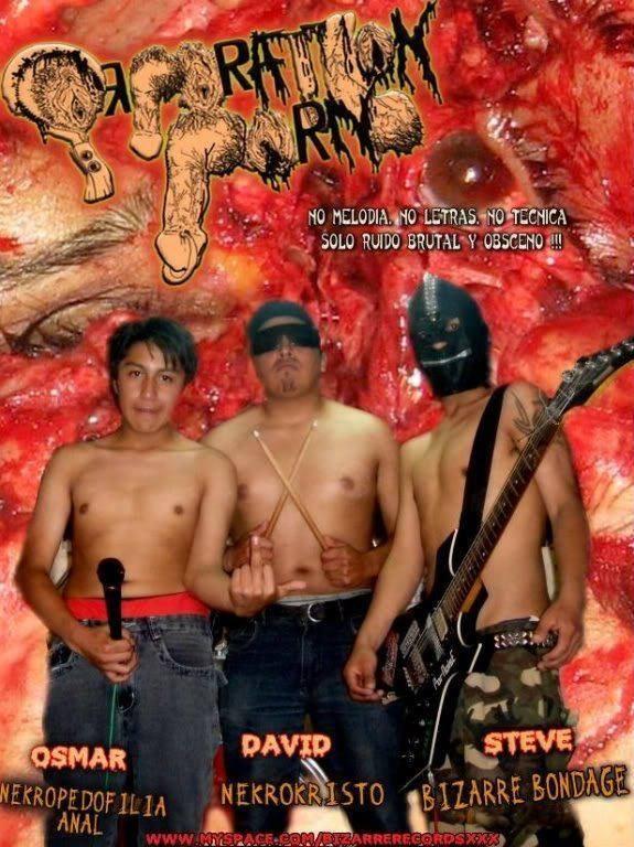 Metal Porno
