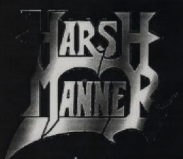 Harsh Manner - Logo