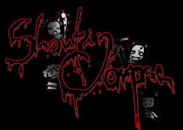 Shoutin' Corpse - Logo