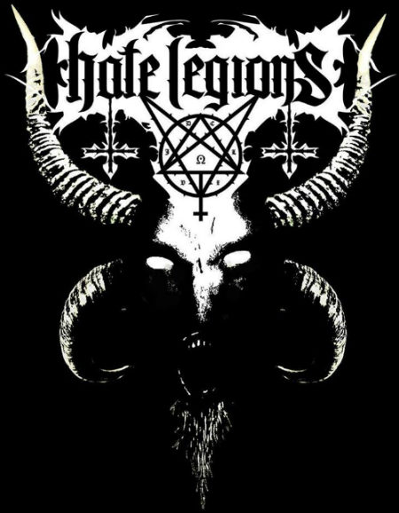 Hate Legions - Logo
