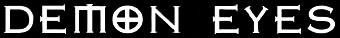 Demon Eyes - Logo
