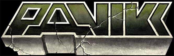 Panikk - Logo