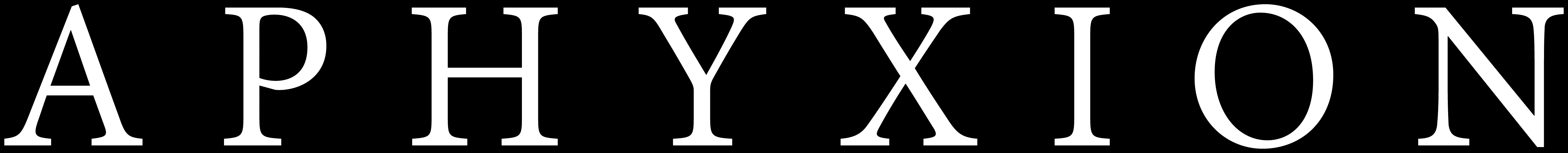 Aphyxion - Logo