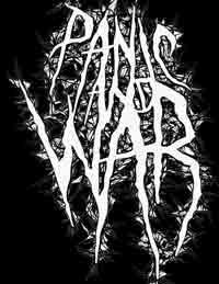 Panic and War - Logo