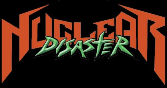 Nuclear Disaster - Logo