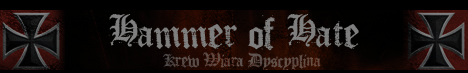 Hammer of Hate - Logo