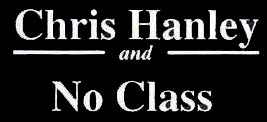 Chris Hanley & No Class - Logo