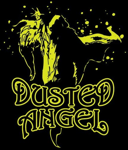Dusted Angel - Logo