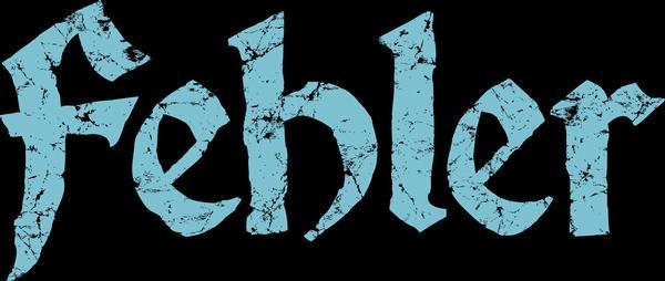 Fehler - Logo