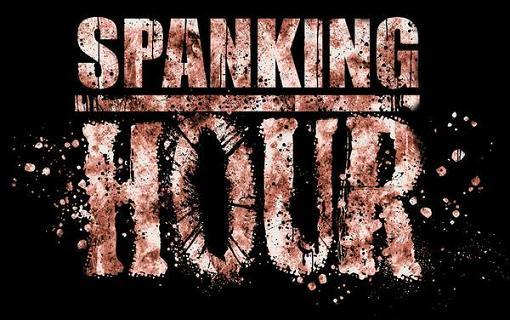 Spanking Hour - Logo