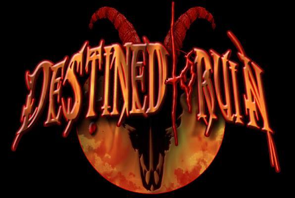 Destined to Ruin - Logo