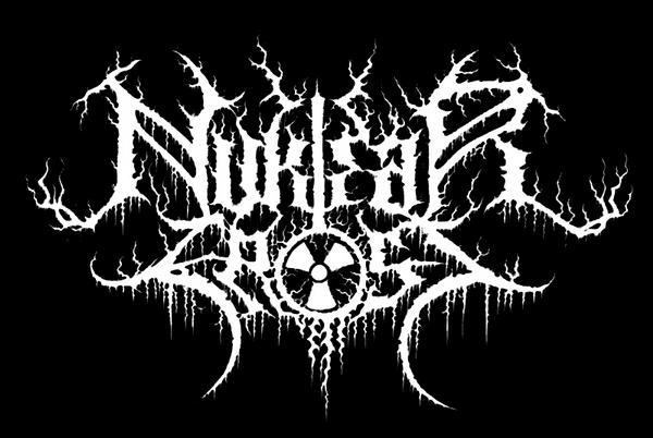 Nuklear Frost - Logo