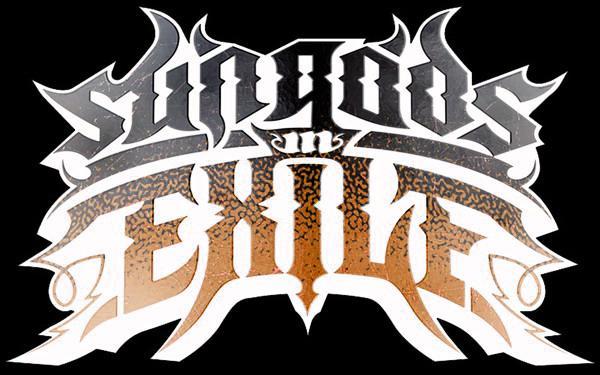 Sun Gods in Exile - Logo