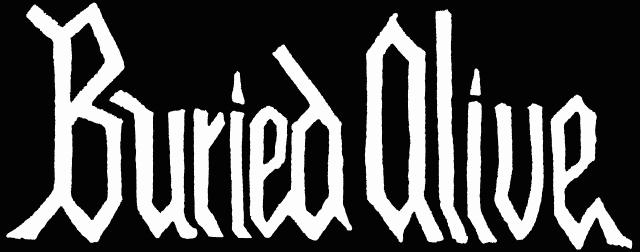 Buried Alive - Logo