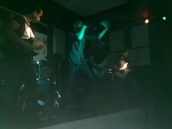 Burning Strain - Photo