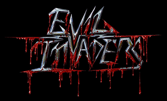 Evil Invaders - Logo