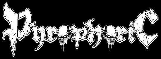 Pyrophoric - Logo