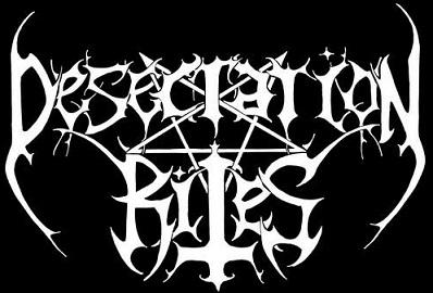 Desecration Rites - Logo