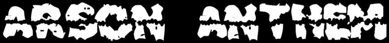 Arson Anthem - Logo