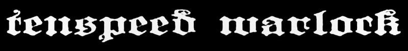 Tenspeed Warlock - Logo