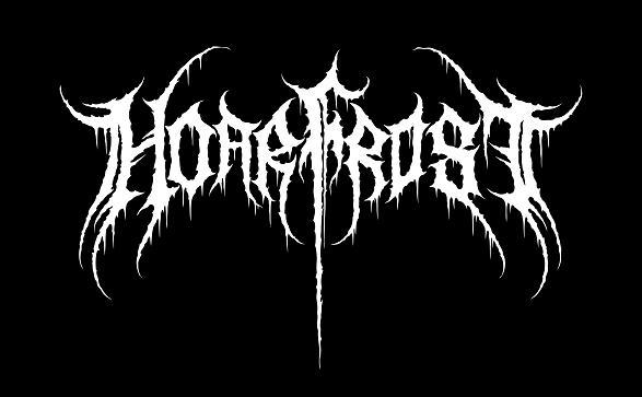 Hoarfrost - Logo