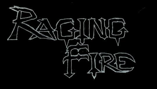 Raging Fire - Logo