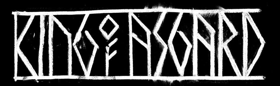 King of Asgard - Logo