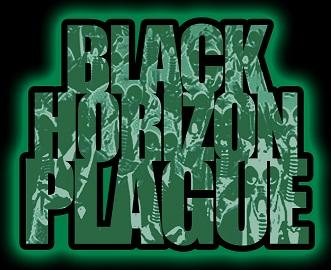 Black Horizon Plague - Logo