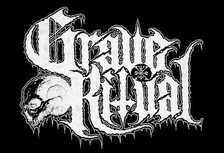 Grave Ritual - Logo
