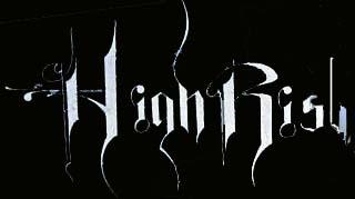 High Risk - Logo