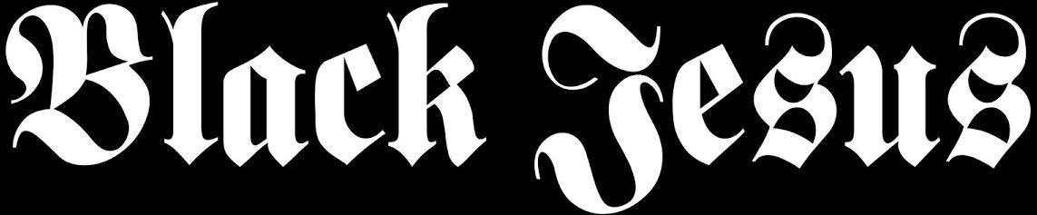 Black Jesus - Logo