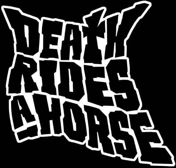 Death Rides a Horse - Logo