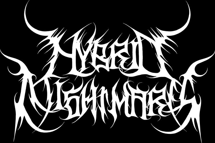 Hybrid Nightmares - Logo