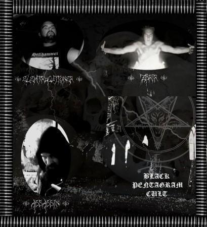 Black Pentagram Cult - Photo