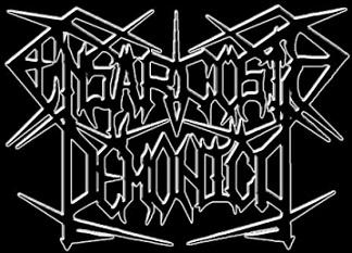 Ensarcosis Demonica - Logo