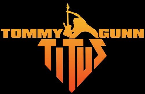 Titus Tommy Gunn - Logo