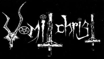 Vomit Christ - Logo