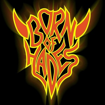 Born of Hades - Logo