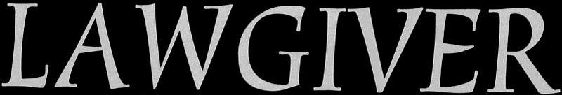 Lawgiver - Logo