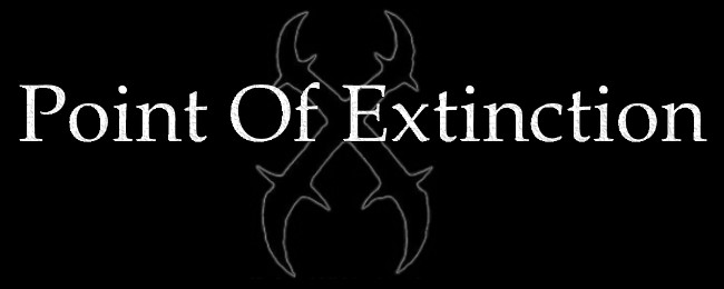 Point of Extinction - Logo