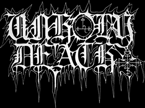 Unholy Death - Logo