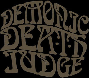 Demonic Death Judge - Logo