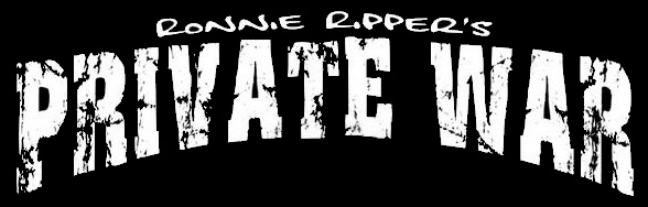 Ronnie Ripper's Private War - Logo