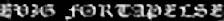 Evig Fortapelse - Logo