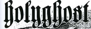 Holy Ghost - Logo