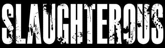 Slaughterous - Logo